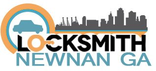 Locksmith Newnan GA logo